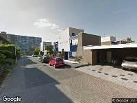 112 melding Ambulance naar Kamerlingh Onnesstraat in Ridderkerk