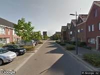 112 melding Traumahelikopter naar Maasdijk in Breda
