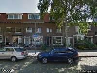 112 melding Brandweer naar Schoterveenstraat in Haarlem vanwege brand