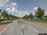 Ambulance naar Ida Gerhardtstraat in Alkmaar