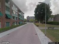 112 melding Brandweer naar IJsvogelplein in Zwijndrecht vanwege brand