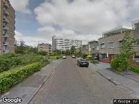 112 melding Ambulance naar Spalandlaan in Vlaardingen
