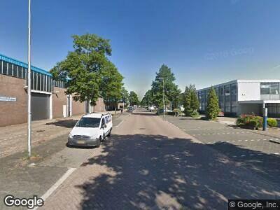 Brandweer naar Verrijn Stuartweg in Diemen vanwege brand