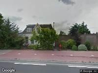 112 melding Ambulance naar Wateringseweg in Poeldijk