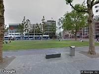 112 melding Ambulance naar Rembrandtplein in Amsterdam