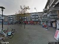 Traumahelikopter naar Muntplein in Nieuwegein