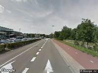 112 melding Besteld ambulance vervoer naar Albert Schweitzerlaan in Apeldoorn