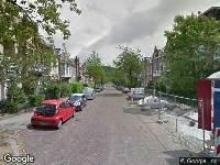 112 melding Ambulance naar Van Pallandtstraat in Arnhem