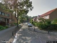 112 melding Ambulance naar Eikenlaan in Alkmaar