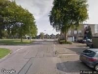 Ambulance naar Zuiderkruisstraat in Hoorn