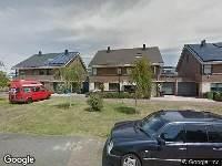 Ambulance naar Ina Boudierstraat in Alkmaar