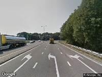 112 melding Ambulance naar Rijksstraatweg in Dordrecht