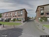 Brandweer naar Koperslagerstraat in Zwolle