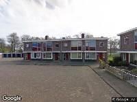 112 melding Ambulance naar Adriaan de Grootstraat in Den Helder