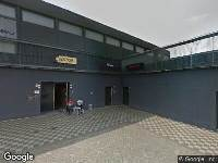 112 melding Brandweer naar Winkelcentrum Woensel in Eindhoven vanwege brand