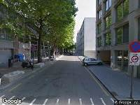 112 melding Brandweer naar Gelrestraat in Amsterdam vanwege brand