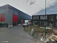112 melding Brandweer naar Industrieweg noord in Amerongen vanwege brand