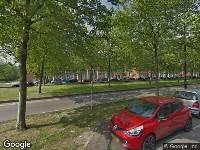 Brandweer naar Bijlmerdreef in Amsterdam vanwege brand