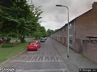 Ambulance naar Coba Pulskenslaan in Tilburg