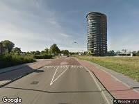 112 melding Brandweer naar Hercules Segherslaan in Vlissingen vanwege een buitenbrand