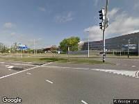 112 melding Brandweer naar Soestwetering in Utrecht vanwege voertuigbrand