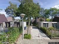 Brandweer naar Glanerbeek in Zwolle