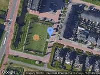 112 melding Brandweer naar Zaling in Papendrecht vanwege brand