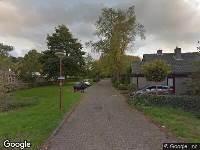 Brandweer naar Cantatelaan in Nieuwegein