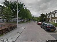 112 melding Brandweer naar Preludeweg in Alphen aan den Rijn vanwege een liftopsluiting