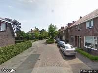 112 melding Brandweer naar Oosterstraat in Krimpen aan den IJssel vanwege gebouwbrand