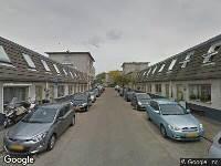 Ambulance naar Haringvlietstraat in Schiedam
