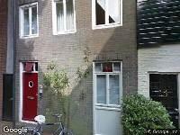 Ambulance naar Vlamingstraat in Haarlem