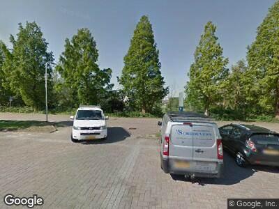 Ambulance naar Van der Hoopstraat in Krimpen aan den IJssel