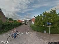 Ambulance naar Jan van Galenstraat in Capelle aan den IJssel