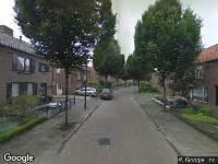 112 melding Ambulance naar Mariastraat in Bavel