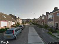 Brandweer naar Kortenaerstraat in Oud-Beijerland vanwege een liftopsluiting