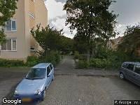 112 melding Ambulance naar Dotterbloemstraat in Vlaardingen