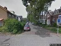 112 melding Politie naar Prins Hendrikstraat in Oosterbeek vanwege ongeval met letsel