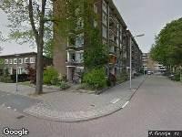 Ambulance naar Burgemeester Stulemeijerlaan in Schiedam
