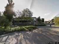 Brandweer naar Thorbeckepark in Nieuwegein vanwege reanimatie