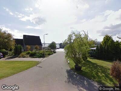 Ambulance naar Waellandweg in Monster