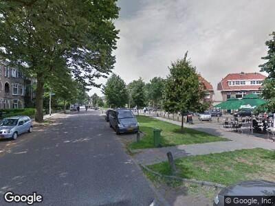 Ambulance naar Voorstadslaan in Nijmegen
