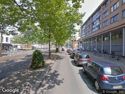 Ambulance naar Broersvest in Schiedam