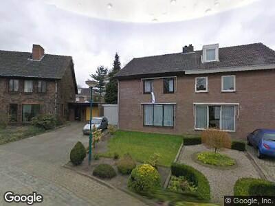 Ambulance naar Hellebaard in Hilvarenbeek