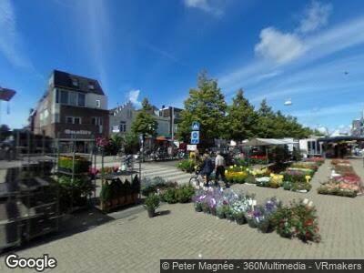 Ambulance naar Breestraat in Beverwijk