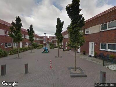 Ambulance naar G.F. La Croixstraat in Assendelft