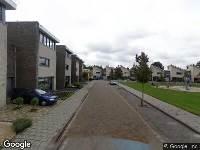 112 melding Ambulance naar Raoul Hynckesstraat in Eindhoven