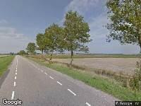 112 melding Politie naar Oudelandsedijk in Dirksland vanwege ongeval met letsel