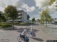 112 melding Ambulance naar Arubastraat in Alkmaar