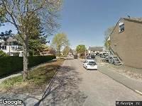Brandweer naar Van Beethovenstraat in Numansdorp